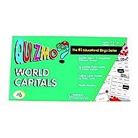 CTU8296 - QUIZMO 世界の首都