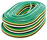 Reese Towpower 85205 4-Way Bonded Trailer Wiring,Multi