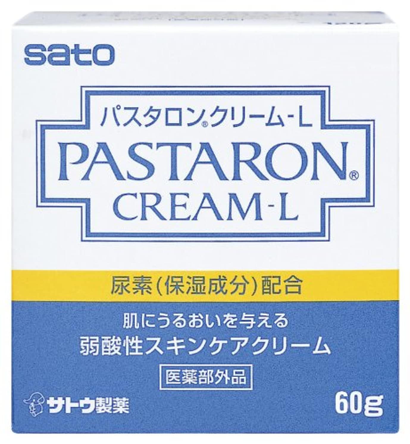 内側詩人定義パスタロンクリーム-L 60g