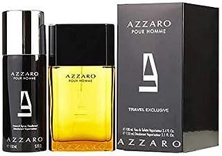 Loris Azzaro by Loris Azzaro Perfume Gift Set for Men Eau de Toilette 2 Count (Azzazzm92004997)