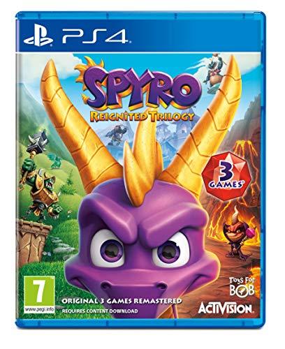 Spyro Trilogy Reignited - PlayStation 4 [Edizione: Regno Unito]