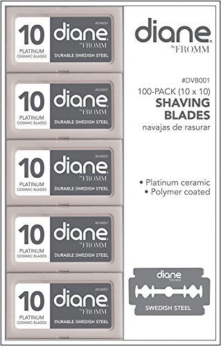Diane Shaving Blades