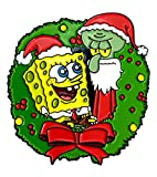 Christmas time with SpongeBob & Squidward- Collectible Pin