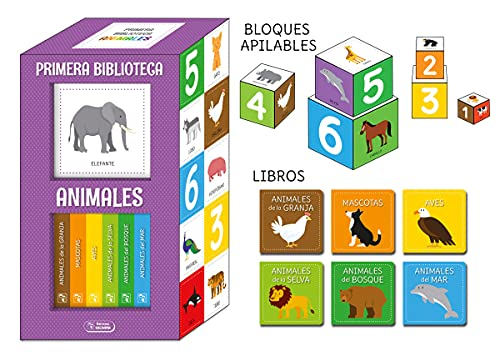 Primera Biblioteca. Animales: 2