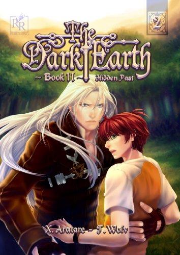 Hidden Past Vol. 2 (Yaoi Manga) (The Dark Earth) (English Edition)