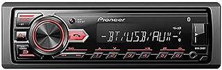 Receptor de Media, Pioneer, Mvh-298Bt, CD e Mp3 Player, Preto