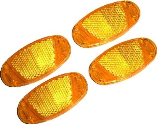 Reflektoren für Fahrradspeichen