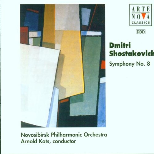 Shostakovich;Symphony No.8
