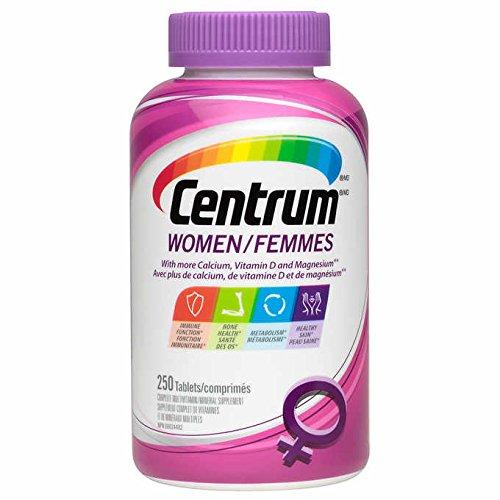 Centrum For Women - 250 Tablets (Value Pack)
