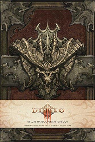 Diablo III: Hardcover Blank Sketchbook (Gaming)