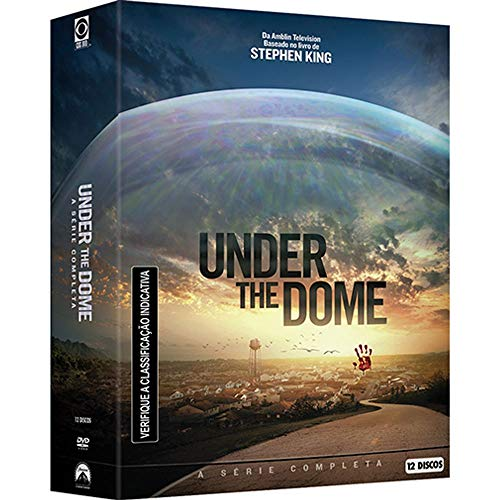 Coleção Under The Dome - 1ª A 3ª Temporada