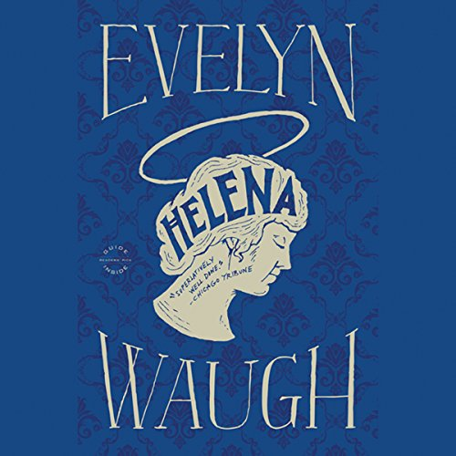 Helena audiobook cover art
