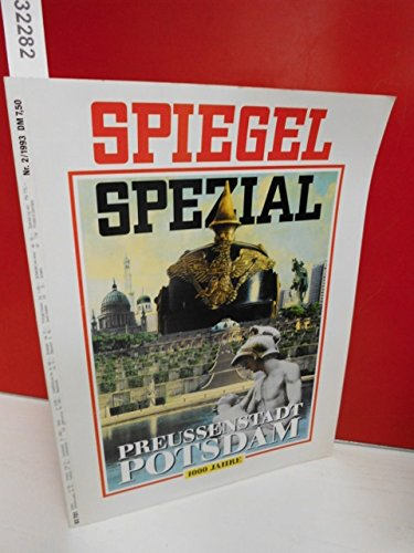 Spiegel Spezial: Preussenstadt Potsdam Nr. 2/1993
