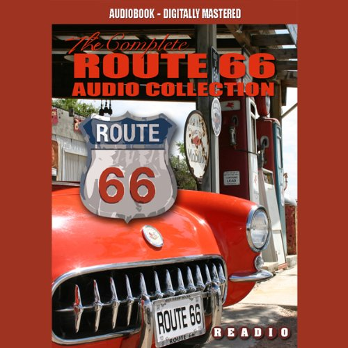 Route 66 - America's Main Street audiobook cover art
