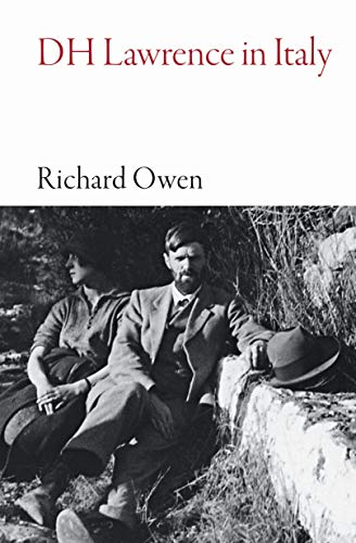 DH Lawrence in Italy (Armchair Traveller) (English Edition)