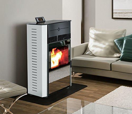Haverland EPE-02A - Estufa de pellets aire programable (8Kw)