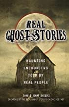 [Tony Brueski] Real Ghost Stories: Haunting Encounters Told by Real People-Paperback