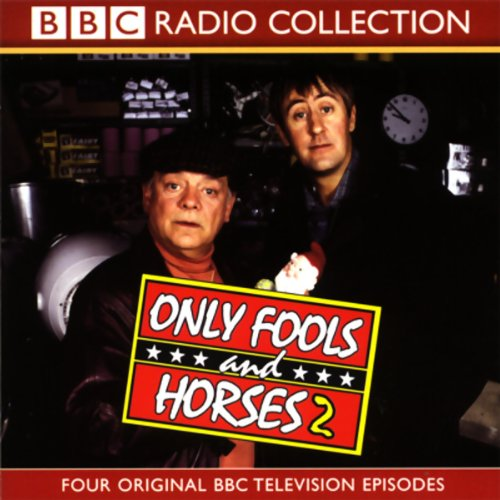Only Fools and Horses 2 cover art