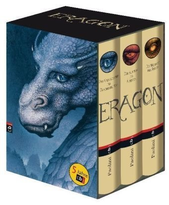 Eragon-Schuber Band 1-3: Sonderausgabe