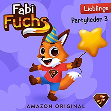 Lieblings Partylieder 3 (Amazon Original)