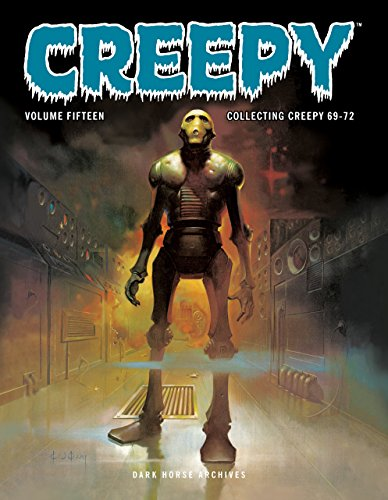Creepy Archives vol. 15 (English Edition)