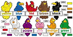Color Birds! Bulletin Board