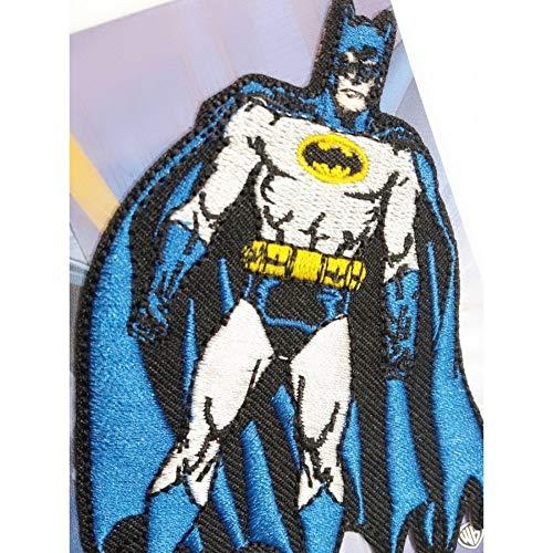 Patch Batman Thermisch Lijm Geborduurd cm 9x7