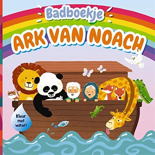 Badboekje Ark van Noach: Kleur met water!