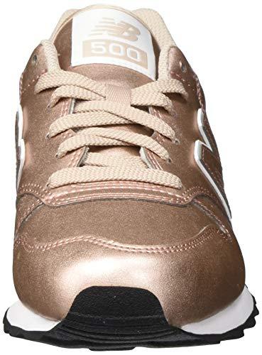 New Balance 411', Zapatillas para Mujer, Champaign Metálico, 42.5 EU