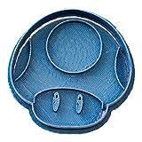 Cuticuter Seta Mario Bros Cortador de Galletas, Azul, 8x7x1.5 cm