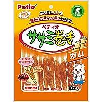 【セット販売】ササミ巻き ガム 10本×2コ