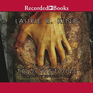 Touchstone audiobook cover art