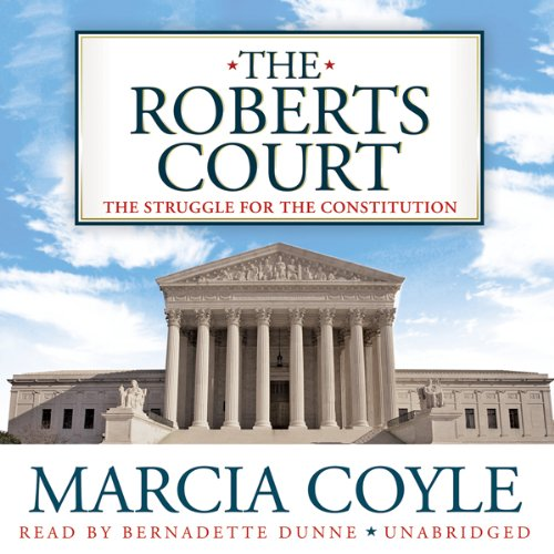 The Roberts Court audiobook cover art