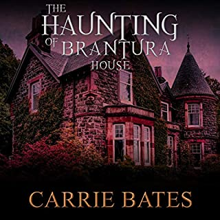 The Haunting of Brantura House audiobook cover art