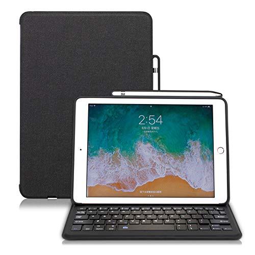 Strnry Estuche para Teclado para iPad Air 10.5