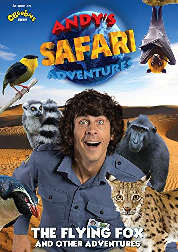 Andy's Safari Adventures: The Flying Fox (Vol 4) [DVD]