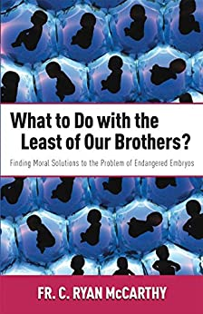 What to Do with the Least of Our Brothers?: Finding Moral Solutions to the Problem of Endangered Embryos by [Fr. C. Ryan McCarthy]