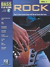 Rock: Bass Play-Along Volume 1 (Hal Leonard Bass Play-Along)