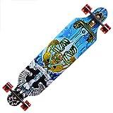 HYE-SPORT Skateboard 41' Tricks Longboard Trick Complete Skateboard...