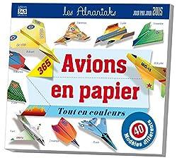 Cadeaux petits prix Almaniak Avions en papier