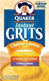 Quaker Instant Grit Cheese Lovers Pack of 6