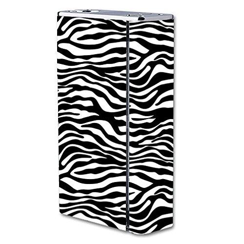 Decal Sticker Skin WRAP Zebra Print Design for Smok X Cube II 160W TC