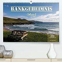 Bankgeheimnis Irland 2022 (Premium, hochwertiger DIN A2 Wandkalender 2022, Kunstdruck in Hochglanz): Die besten Sitzbaenke in Irland mit atemberaubenden Aussichten der rauen irischen Landschaft. (Monatskalender, 14 Seiten )