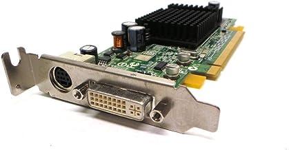 Genuine Dell ATI Radeon X600 128MB PCI-E S-Video DVI PCI-E PCI-Express x16 Full-Height Video Graphics Card Compatible Part...
