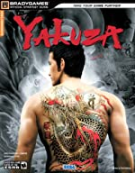 Yakuza Official Strategy Guide de BradyGames
