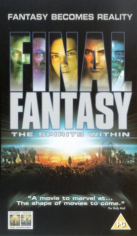 Final Fantasy: The Spirits Within [VHS] [2001]