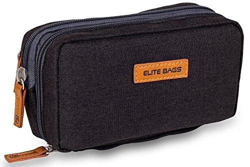 ELITE BAGS DIABETIC´S Diabetikertasche (schwarz-bitone)