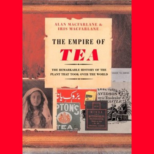The Empire of Tea cover art