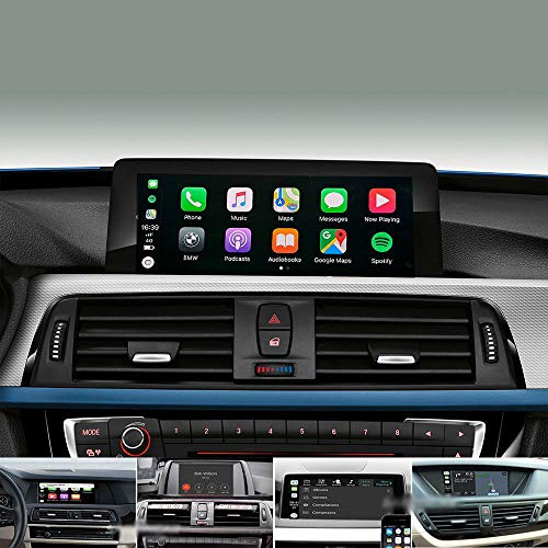 TAFFIO® NBT Wireless CarPlay AndroidAuto für BMW F20 F21 F45 F30 F32 F10 F11 F01 F02 X1 X3 X4 X5