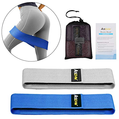 Asgym Resistance Bands for Legs and…